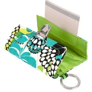 """Limes Up"" Vera Bradley Quick Swipe ID Holder! 💥"